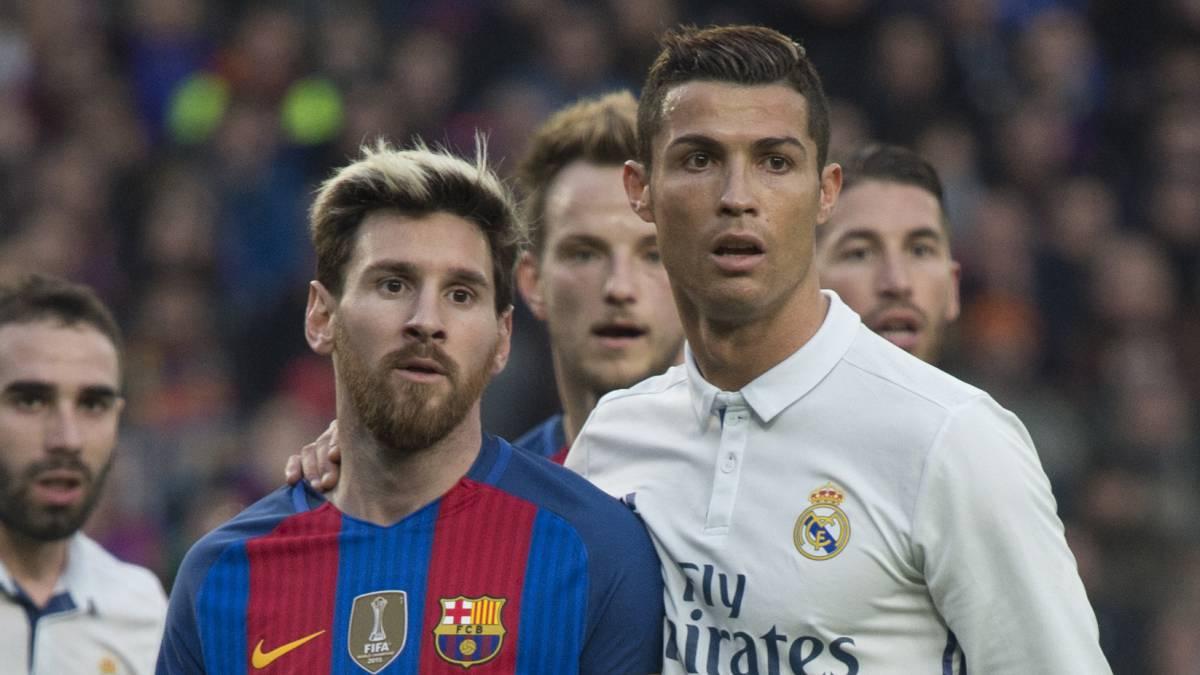 Primer Clásico sin Messi ni Cristiano luego de 11 años