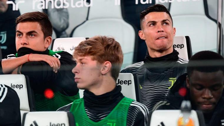 Disgusto para Cristiano Ronaldo: Ya no es Pichichi de la Serie A