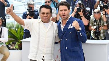 El actor Édgar Ramírez protagonizó una película inspirada en la vida de Durán en 2016.