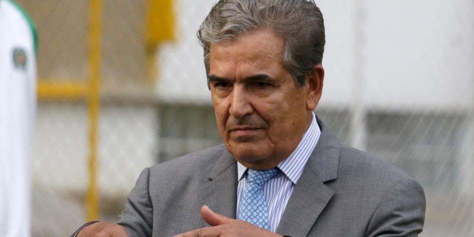 'Me duele el corazón': Pinto volvió a disculparse ante la afición de Millonarios