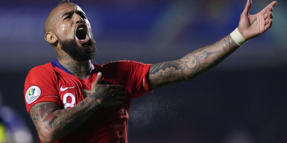 Chile derrotó a Japón y vuelve a ser candidato en la Copa América