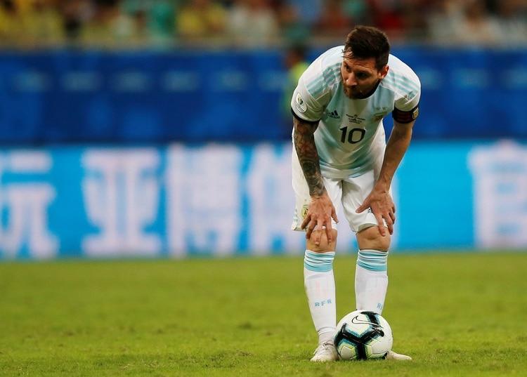 Colombia bailó a Argentina: ¿Lionel Messi está en decadencia?