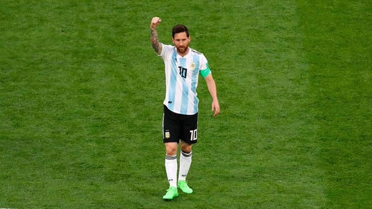 Leo Messi cumple 32 años,viviendo la Copa América y con una renovación pendiente