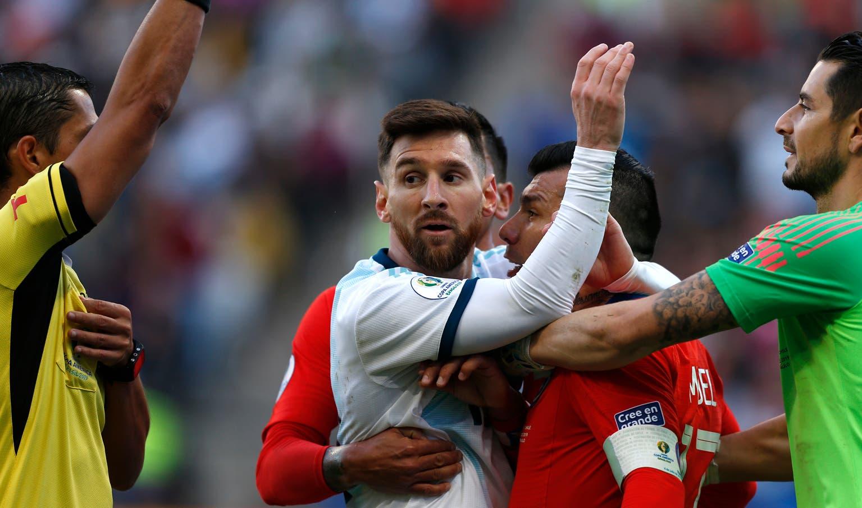 Ya no son corruptos: la AFA envió a la Conmebol una disculpa de Lionel Messi