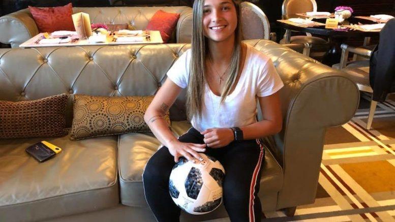 Deyna Castellanos desmiente que jugará con el Real Madrid