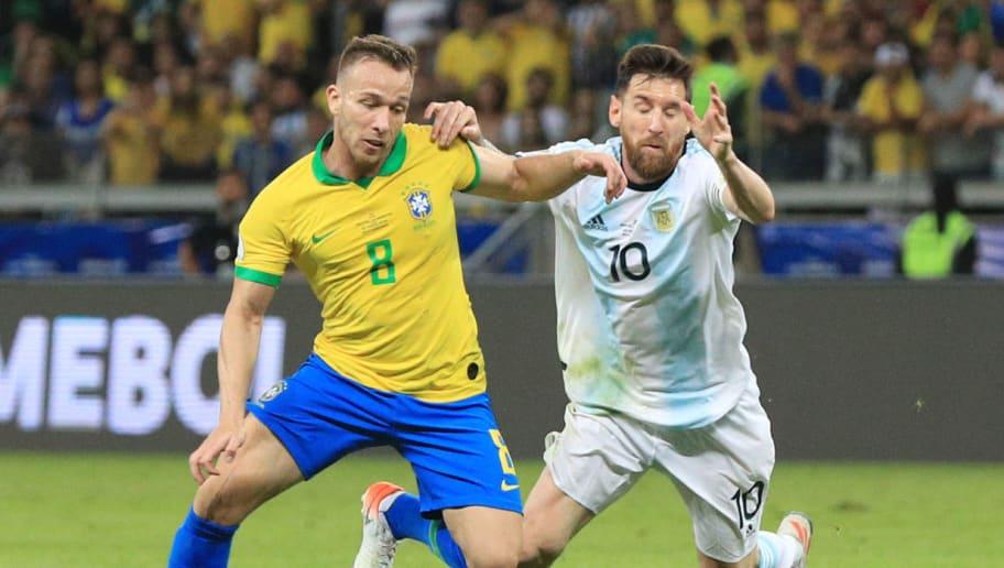 A Conmebol no le gustó las declaraciones de Lionel y el berrinche de Argentina: Esta sería la dura sanción para Messi
