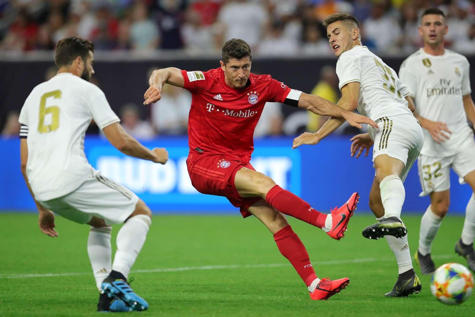 El nuevo Real Madrid se pareció al viejo y perdió ante el Bayern