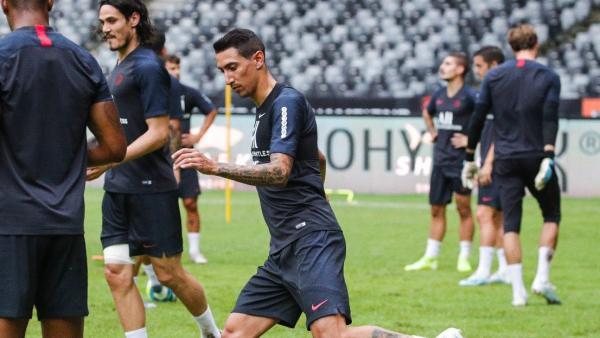 La carta de Di María sobre los sacrificios en la vida del futbolista de élite