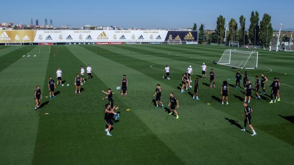 El 'método Dupont', en entredicho tras la plaga de lesiones del Real Madrid
