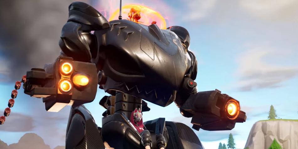 Fortnite no eliminará al robot: Epic Games responde a las críticas de la décima temporada
