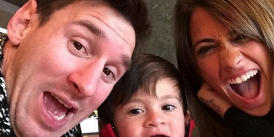 Los millones que ganó Antonella Roccuzzo gracias a Mateo Messi, su hijo de 4 años