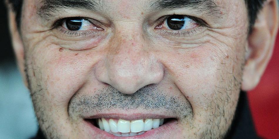 Marcelo Gallardo tendría un romance con la periodista argentina Alina Moine de FOX Sports