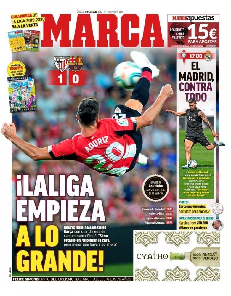 Diario Marca 17-8-19