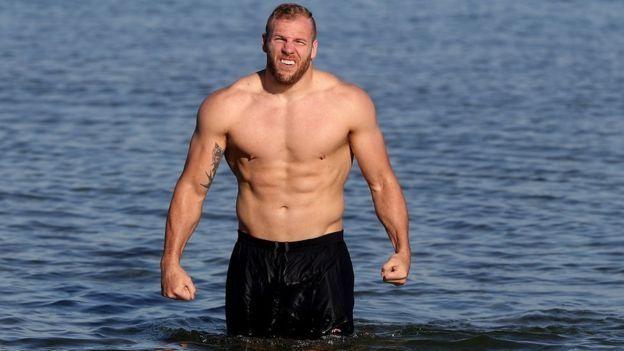 El exjugador de rugby James Haskell se lanza a pelear en las MMA
