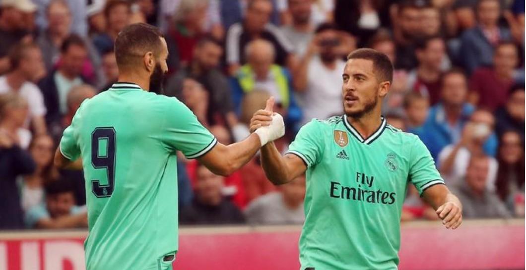 Hazard avisa a los rivales usando una frase tipo Cristiano Ronaldo