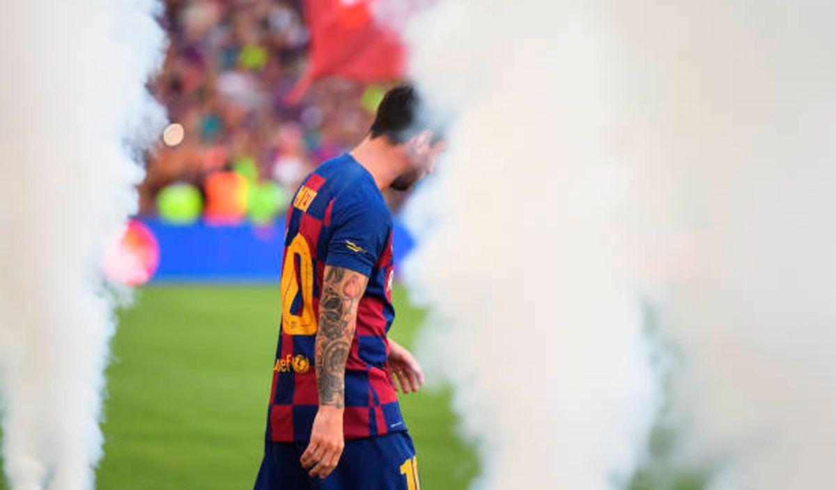 Se lesionó tras regresar de vacaciones: Messi no estará en la gira del Barcelona por Estados Unidos y genera dudas
