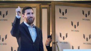 Leo Messi lanza una marca de ropa inspirada en su vida y diseñada por Virginia Hilfiger