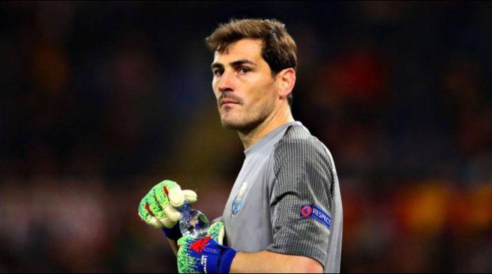 Iker Casillas elogió a Wuilker Faríñez
