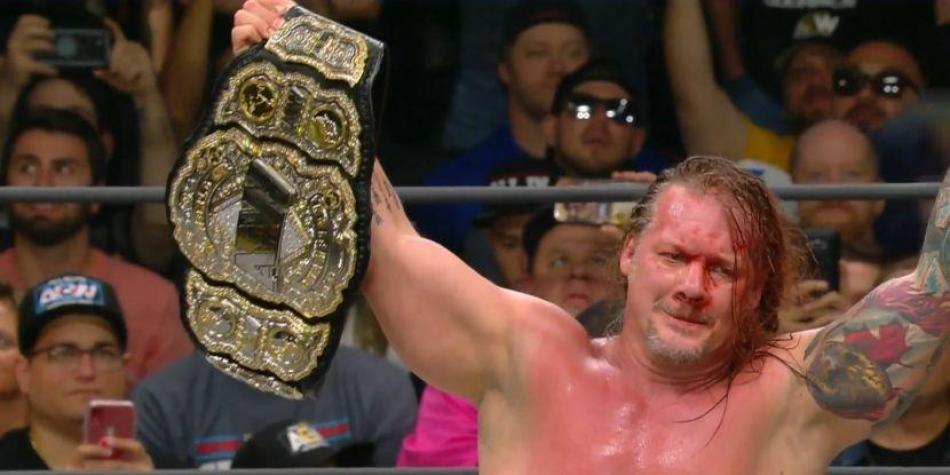 Policía de Tallahassee encontró el título mundial de la AEW que le fue robado a Chris Jericho