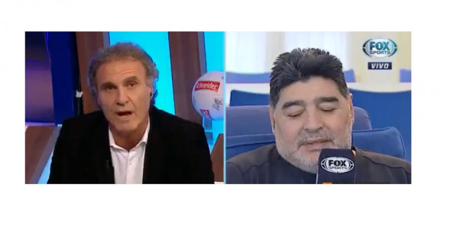 Operación robo y sexo: las divertidas anécdotas de Maradona y Ruggeri