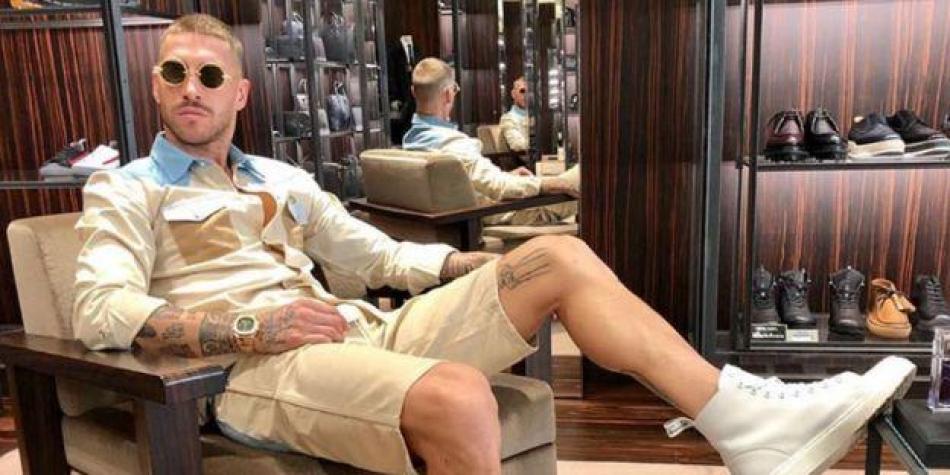 Real Madrid: socio le pide a Sergio Ramos que cambie de look y que