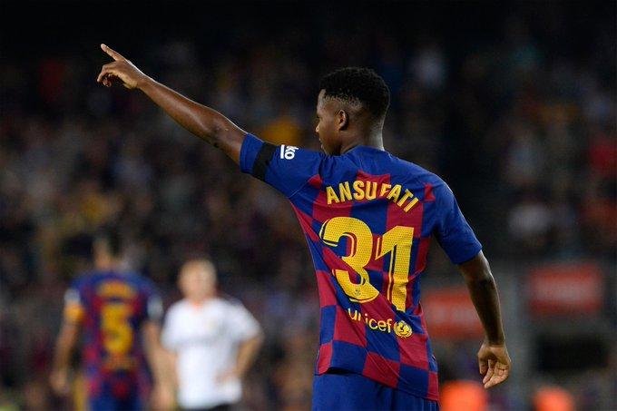 El padre de Ansu Fati soñaba con verle jugar con Portugal
