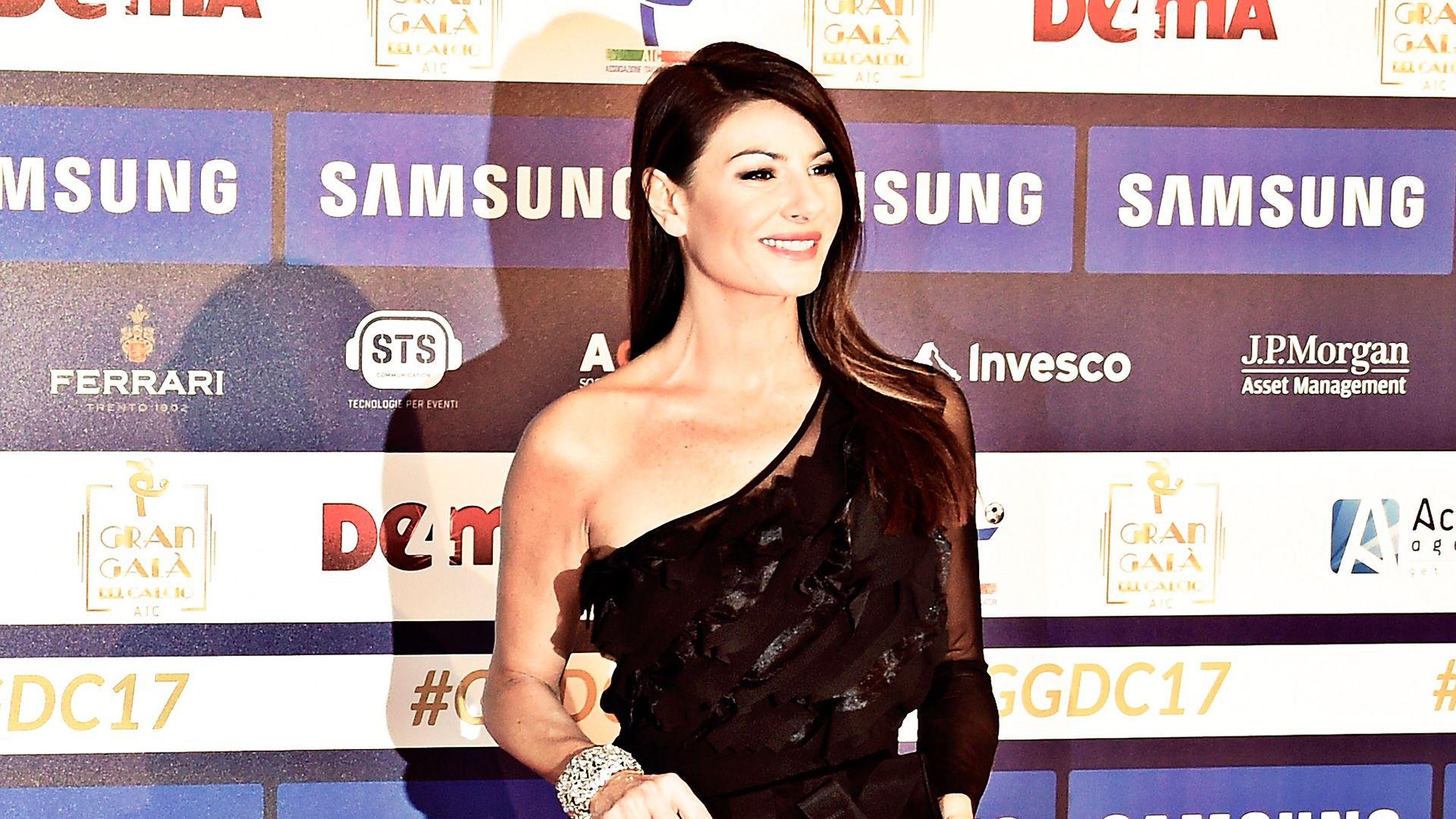 Llaria D' Amico: La sexy presentadora de los premios The Best es novia de Buffon