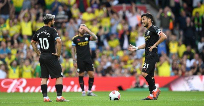 Manchester City cae de visita con el Norwich