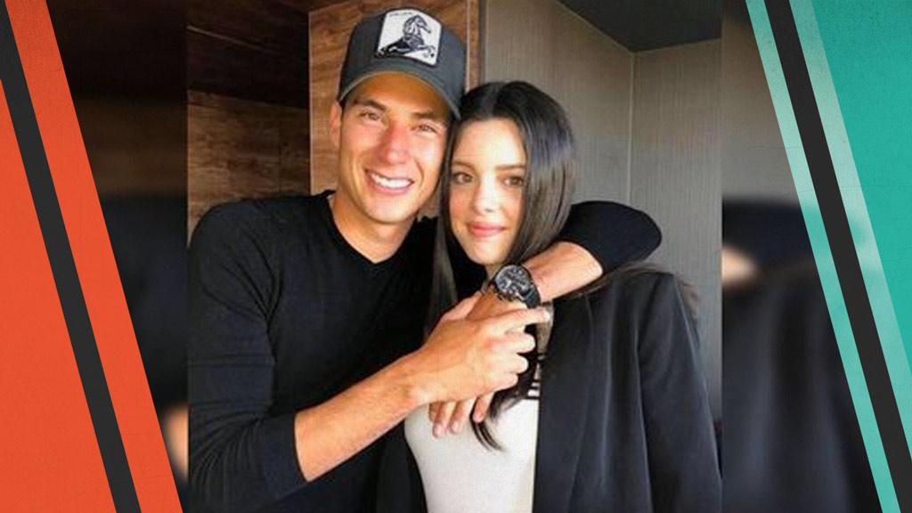 Mauro Lainez y su esposa se borran de redes sociales