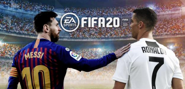 Messi supera a Cristiano y tendrá mejor media en el FIFA 20
