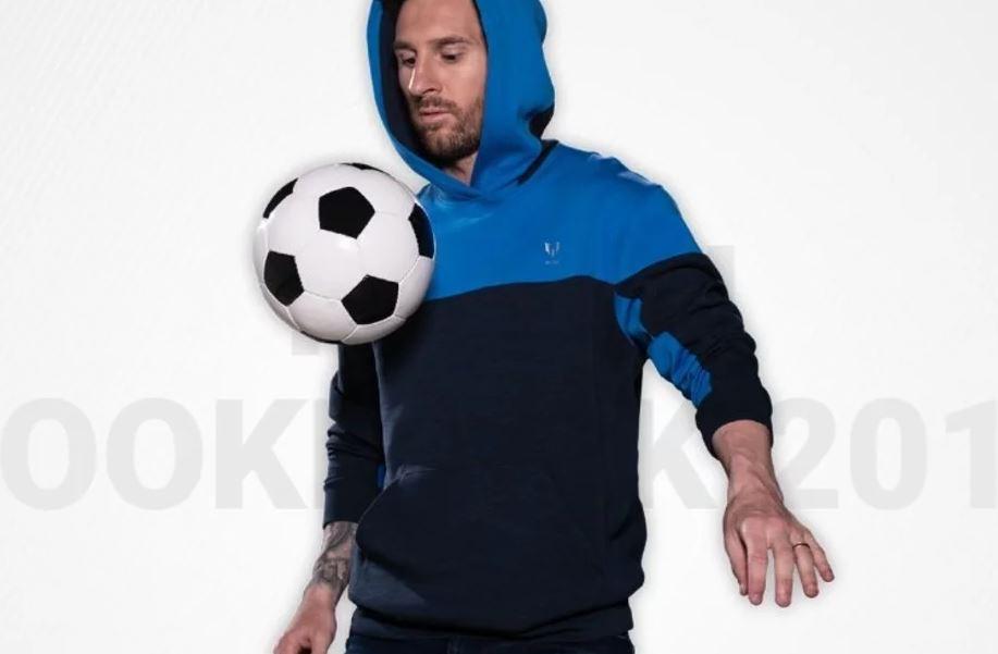¿Cuánto cuesta vestirse con la ropa de Messi?