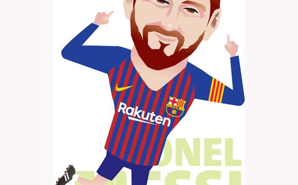 Lionel Messi, futbolista goleador del sector inmobiliario y la moda