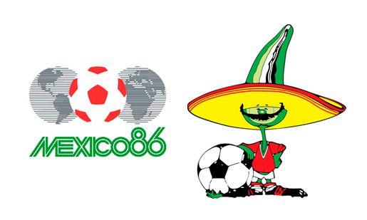 El logo de México 1986 fue elegido como el más bonito de la historia de los Mundiales