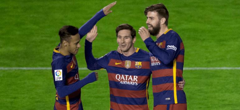 Piqué: Jugadores del FC Barcelona estaban dispuestos a bajarse sus sueldos para regreso de Neymar