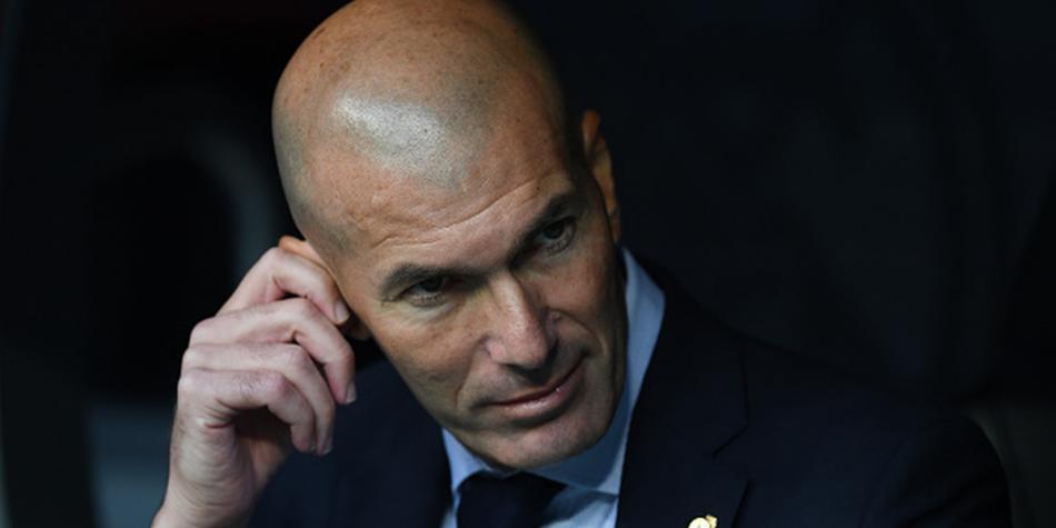 Le cachan la 'mentira' a Zidane en Madrid: James Rodríguez y Bale están bien y entrenan