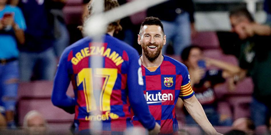 Esta sería la razón por la que Messi no quiere más a Griezmann en el Barcelona