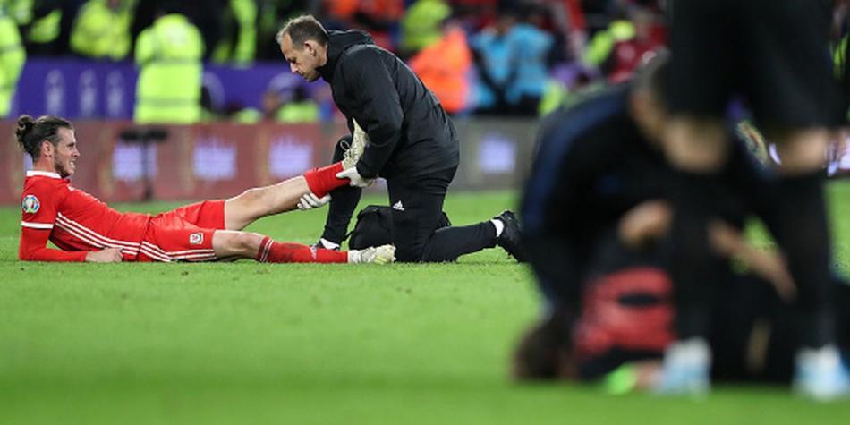 Alarmas para Zidane en el Real Madrid por lesiones de Bale y Modric