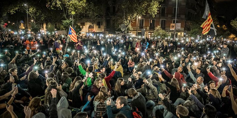 Movimiento catalán amenaza seguridad del Clásico Barcelona vs Real Madrid en el Camp Nou