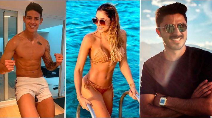 Daniela Ospina confiesa y responde si fue James Rodríguez quien le presentó a su nuevo novio