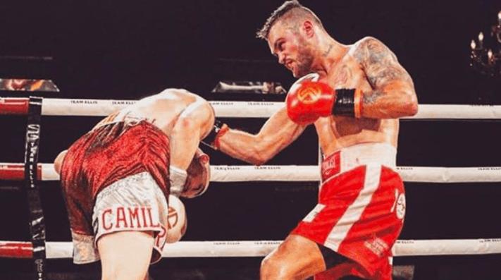 Dwight Ritchie, el boxeador que venció al cáncer, muere haciendo de sparring