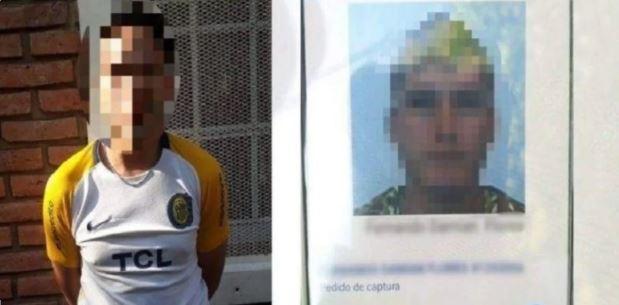 Recapturan a prófugo por homicidio al ir a estadio a ver a Rosario Central