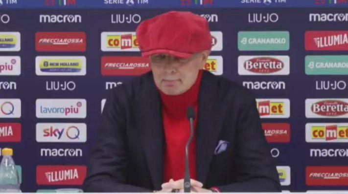 Video: Mihajlovic se quebró anunciando que le ganó la batalla a la leucemia