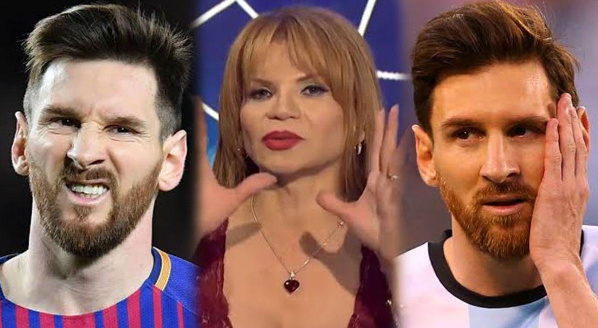 """Polémica por supuesta predicción de Mhoni Vidente sobre Lionel Messi: """"Lo veo preso"""""""