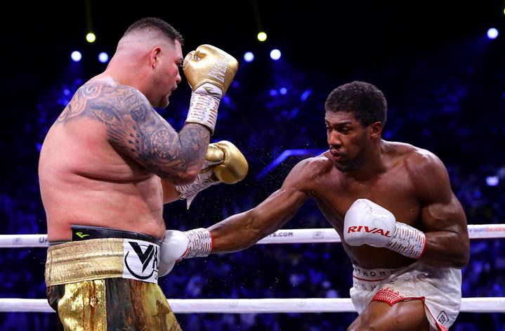 Los mejores memes de la pelea de Andy Ruiz Jr. Vs. Anthony Joshua