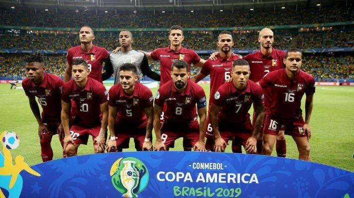 Cómo quedó el calendario a Venezuela en la Copa América 2020