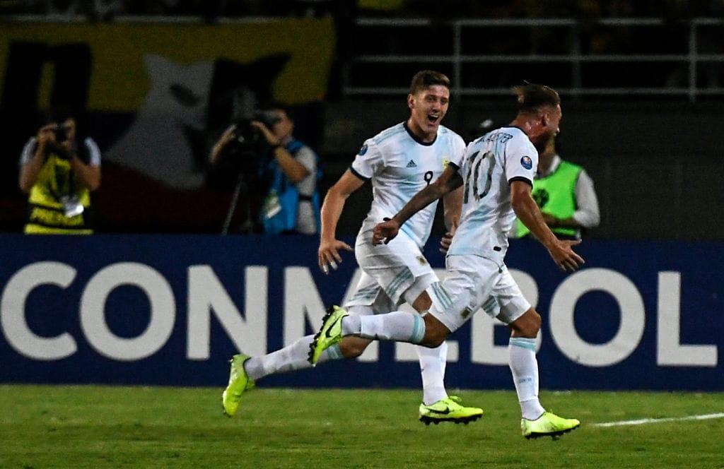 Argentina y Chile vencieronen la primera jornada del Preolímpico Sub 23
