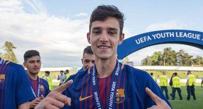 Alejandro Márques deja al Barça B y se marcha a la Juventus