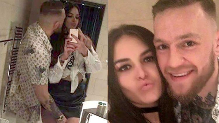 Revelan video íntimo de Conor McGregor con una mujer que no es su esposa