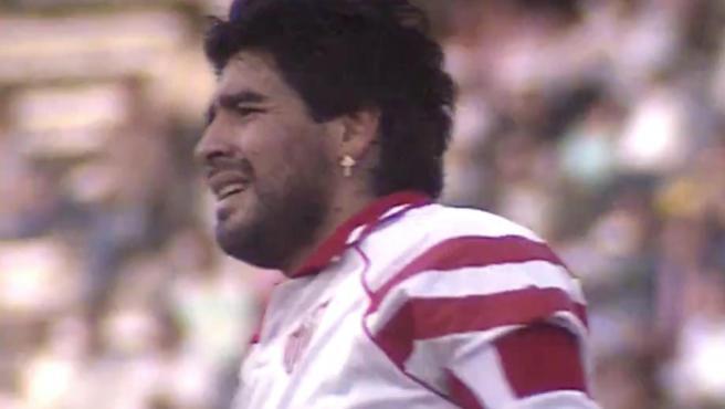 Maradona, nuevo protagonista de Informe Robinson: