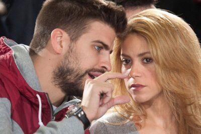 Medios españoles se hacen eco: Pelea entre Shakira y Piqué estremeció aeropuerto de Barcelona